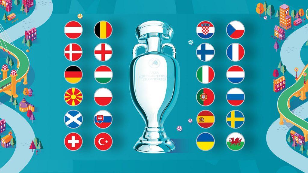 2021 europe cup 2021年欧洲杯赛程时间表