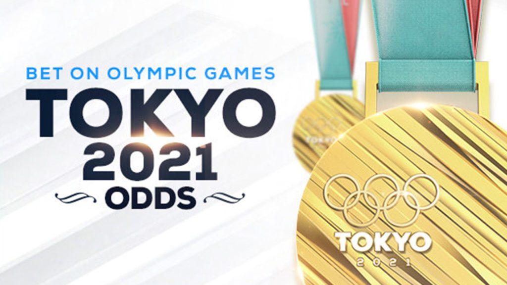 东京奥运会奖牌赔率出炉